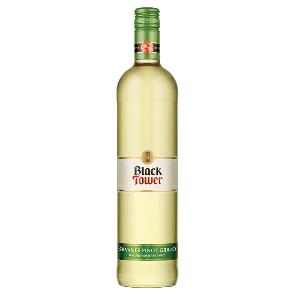 Black Tower Silvaner Pinot Grigio 75cl