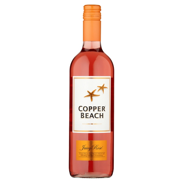Copper Beach Juicy Rosé Wine 75cl