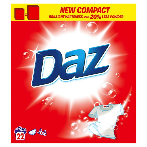 Daz Washing Powder 22 Washes