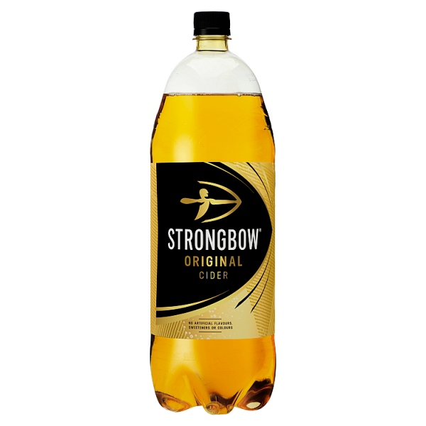 Strongbow Original Cider 2 Litre